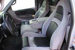 2000 Ford Lightning Interior
