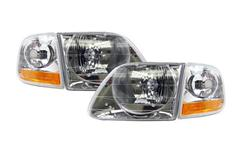 1999 Ford Lightning Lights