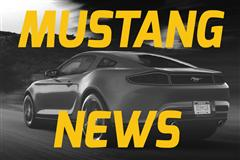 Ford Mustang News & Events