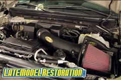 Ford Raptor Airaid Intake Installation (6.2L)