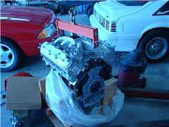Fox Body Mustang LS1 Swap Parts & Overview