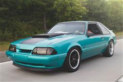 Fox Body Mustang LX Chin Spoiler Installation