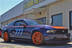 2011 Mustang 5.0 RTR Race Car