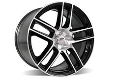Machined Boss 302 Mustang Wheels