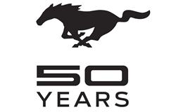 Mustang 50th Anniversary Shows