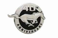 Mustang Anniversary & Special Emblems
