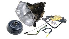 Mustang Automatic Transmission Upgrades & Specs