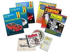 Mustang Manuals, Books, & Guides