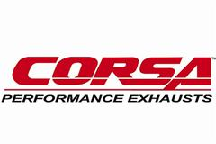 Mustang Corsa Axle Back Exhaust Systems