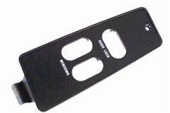 Mustang Door Lock Switch Covers