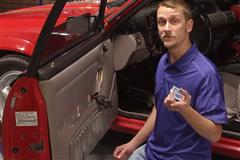 Mustang Door Panel Map Pockets Install