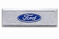 Mustang Door Sill Plate Decal