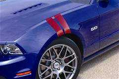 Mustang Exterior Decals & Stripe Kits