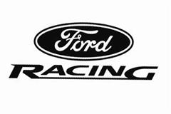 Mustang Ford Racing Decals
