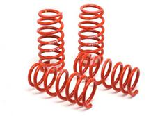 Mustang H&R Race Springs