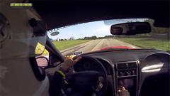 Mustang Road Racing: Tyler's First Time