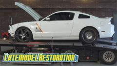 Mustang Roush Supercharger Dyno (11-14 5.0L)
