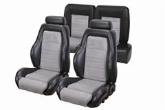 Mustang Seat Upholstery