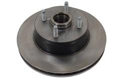 Mustang Stock Replacement Brake Rotors