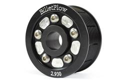 Mustang Supercharger Pulleys