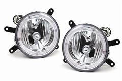 Mustang Ultra Clear Fog Lights
