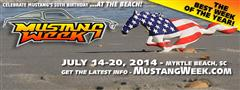 Mustang Week 2014 Pictures & Information