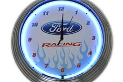 Mustang Wall Clocks and Neon Signs