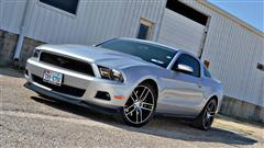 Project Six Appeal: 2011 Mustang V6 Exterior Upgrades