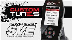 Purchasing A SVE Custom Tune