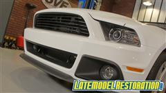 Roush Lower Grille Delete Install (13-14 Mustang)