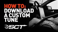 SCT Tuner Tech: How To Upload Custom Tunes