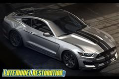 2016 Shelby GT350 Mustang Revealed (S550)