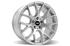 Silver SVE Drift Wheels